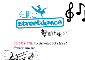 Street Dance music collection